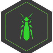 Termite Treatment Icon in Green and Black